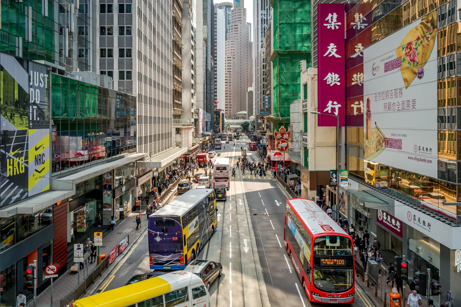 Hong Kong Falls Behind in E-commerce Space