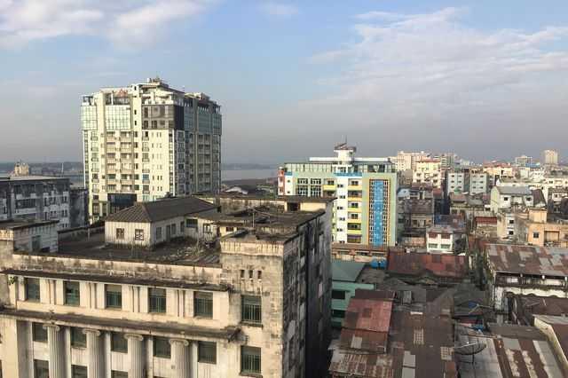 Infrastructure Myanmar