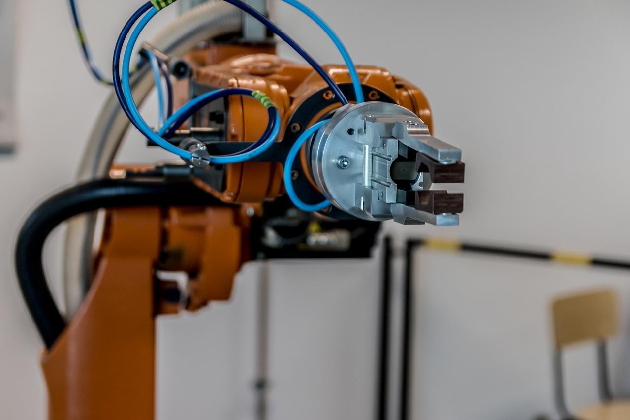 China's Robotic Industry: Robotics Solutions
