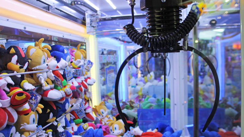 Real Claw Machine App for You in UK